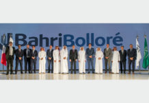 Bahri and Bolloré join forces