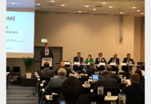 Emirates Maritime Arbitration Centre presents at ICMA event