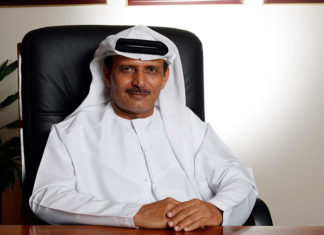 Khamis Juma Buamim, managing director and group chief executive of Gulf Navigation Holding