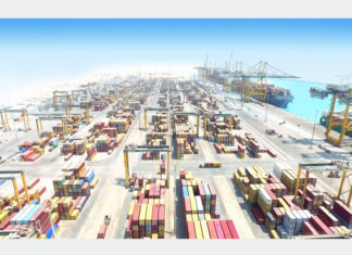 King Abdullah Port, which is owned by the Ports Development Company, is the first privately owned, developed and operated port in the Kingdom.