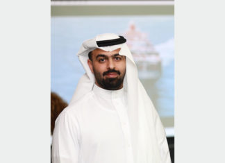 Mr Al Muthana Al Kaid, Executive Director, Takhzeen Logistics Company