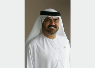 Mohammed Al Muallem, Senior Vice President and Managing Director of Dubai Trade parent company, DP World