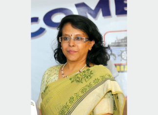 India's Director General of Shipping, Malini V. Shankar