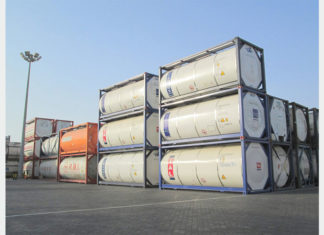The JTS facility will cater for the increasing volume of tank containers moving through Sohar port