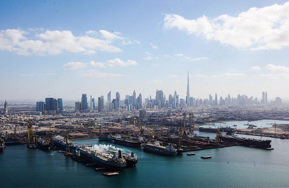Major FPSO contract lifts Drydocks World - Latest Maritime