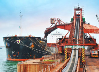 Essar is upgrading its Vizag Port facility