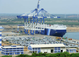 China Merchants Ports is now in operational control of Hambantota port following the official handover in December this year