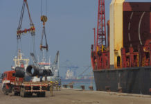 India's major ports continue on growth path