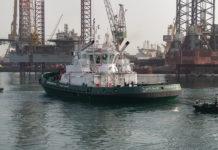 Tasneef supervises LNG tug project
