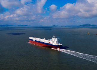 Bahri's recently delivered VLCC, Kassab