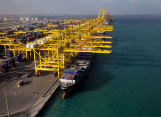 DP World has continued to make significant capital investments in its global container terminal infrastructure