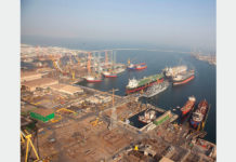 Five star safety performance by Drydocks World