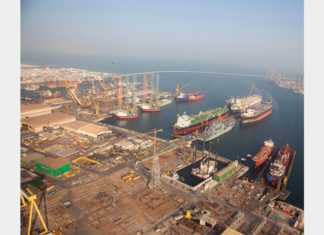 Drydocks World Dubai has received validation of its safety practices