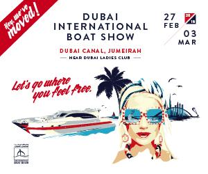 Dubai International Boat Show 2018