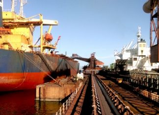Essar Ports Vizag facility is being upgraded