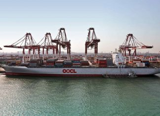 OOCL is stepping up its Middle East market presence