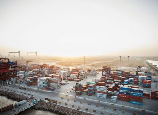 A new Far East service is expected to boost throughput at APM Terminals Pipavav