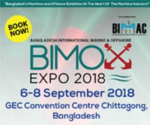 Bangladesh International Marine & Offshore Expo (BIMOX) 2018
