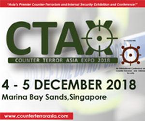 Counter Terror Asia Expo 2018 (CTAX)