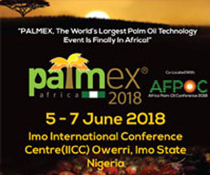 Palmex Africa 2018