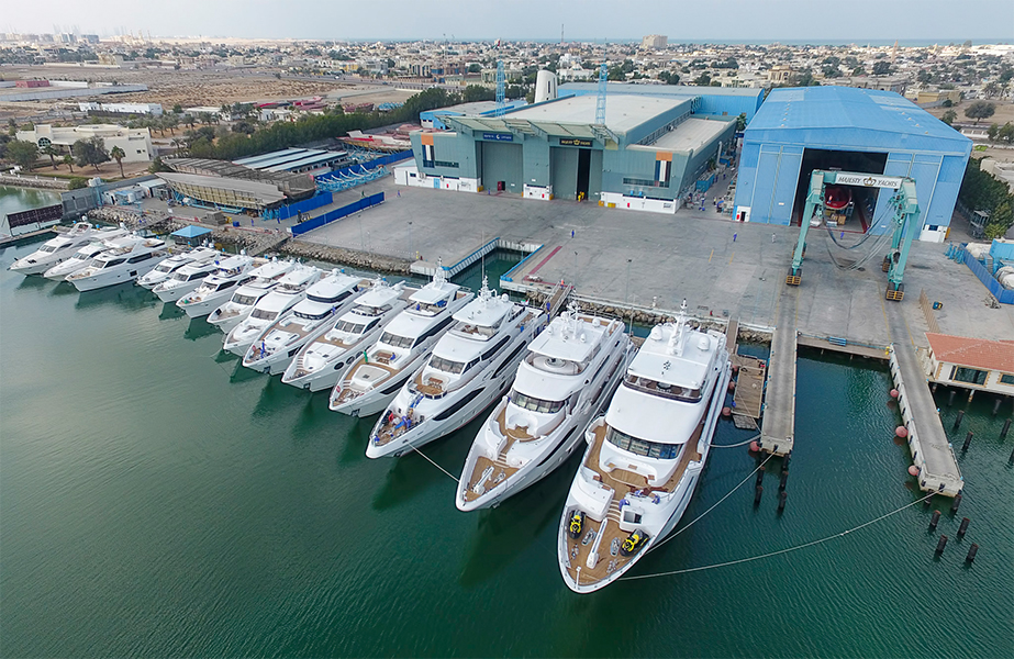 UAE-built superyachts are gaining global market share