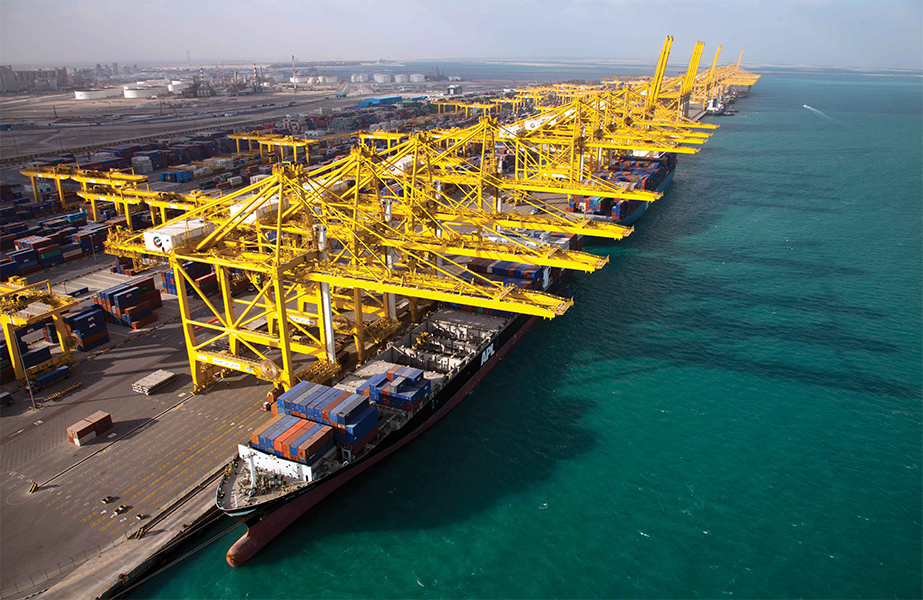Record throughput for DP World