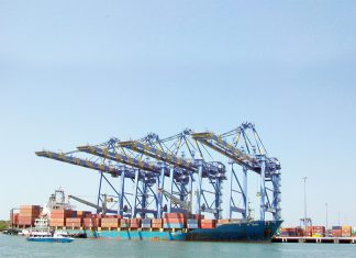 Cochin is becoming a significant regional transshipment hub