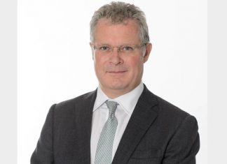 Angus Frew, BIMCO Secretary General
