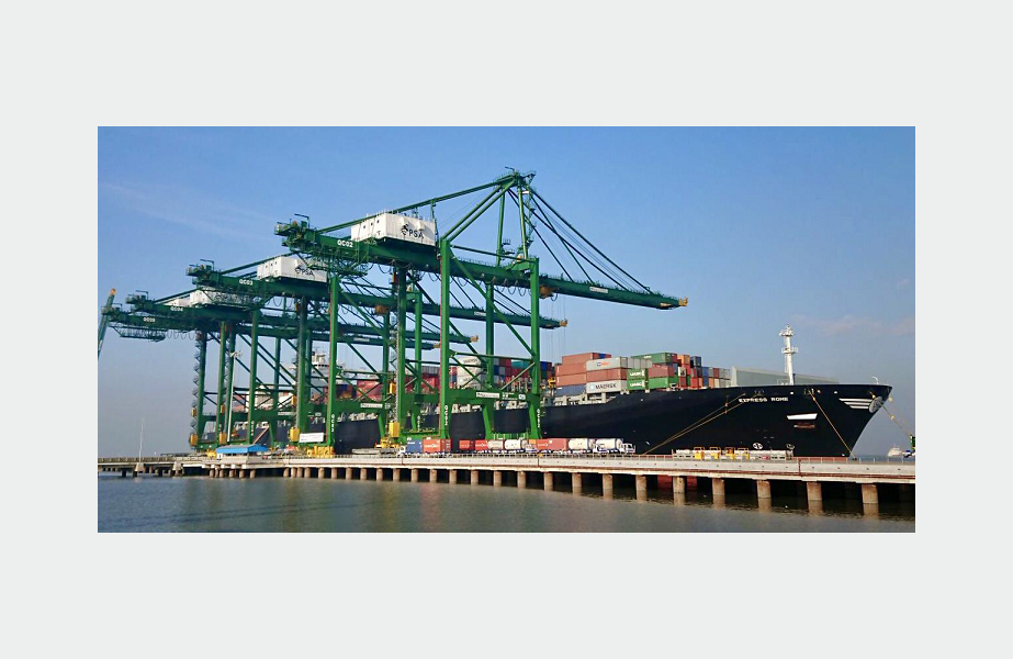 Operations commence at PSA's new JNPT terminal