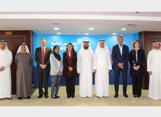 EMAC has held the first in a series of planned meetings with leading maritime companies at DP World head office in Jebel Ali