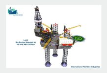 Robust jack-up rig design from Lamprell