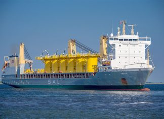 SAL Heavy Lift vessels will be operating between the Middle East/Subcontinent and Africa