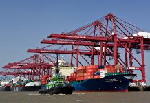 New record set by leading Indian container gateway