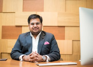 GP Global's group director, Prerit Goel