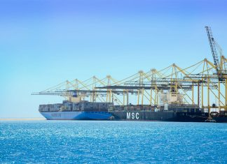 MSC is one of King Abdullah Port's biggest customers