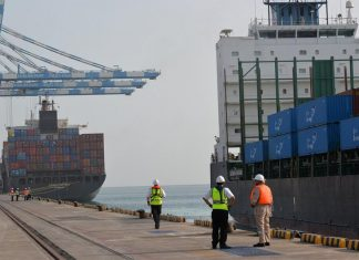 Training programmes have been central to improved safety at Khalifa Port in Abu Dhabi