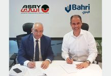 ASRY and Bahri sign fleet agreement