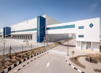 GAC has opened up a new contract logistics facility at Dubai South