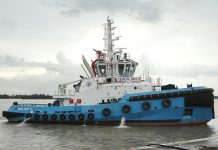 Saudi operator takes delivery of new tugs