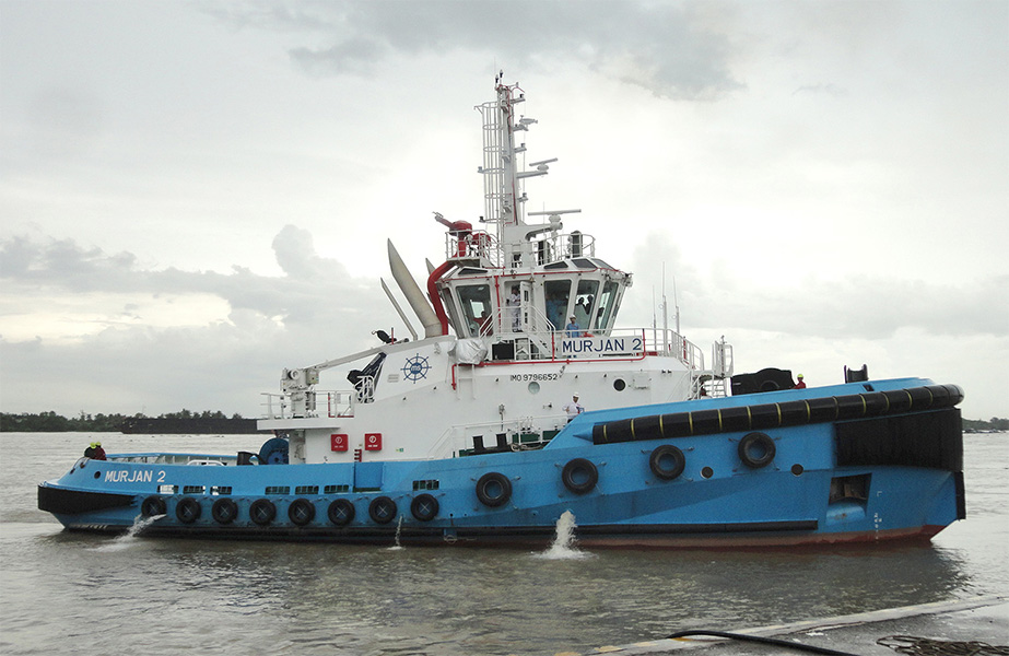 Saudi operator takes delivery of new tugs - Latest Maritime