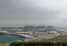 Salalah port hit hard by cyclone