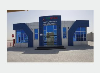 Tristar's new Abu Dhabi logistics facility