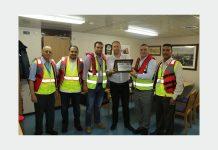Aqaba welcomes new liner shipping customer
