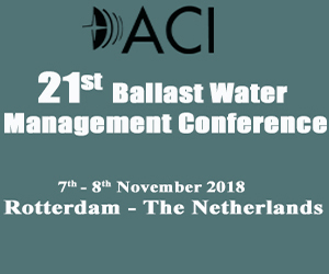 21st Ballast Water Management Conference