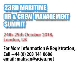 23rd Maritime HR & Crew Management Summit