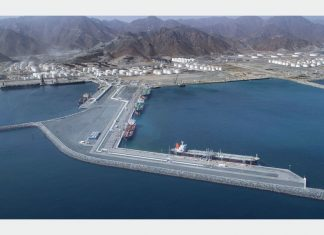ISS is offering a bundled range of bunker supply related services in Fujairah