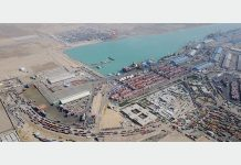 Mitsubishi wins Iraq port contract