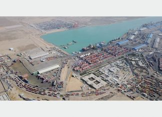 Mitsubishi will lead a consortium carrying out port rehabilitation works in Umm Qasr