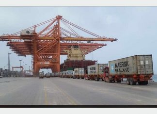 Maersk's operations in Salalah are slowly returning to normal