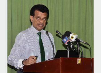 SLPA chairman, Dr. Parakrama Dissanayake